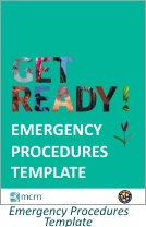 Emerg Procedures Template cover1